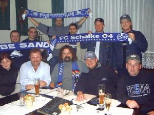 1. Treffen 2003 im Gasthof Krone in Beucha
