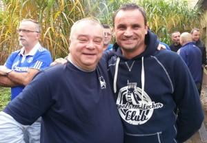 Martin Max mit Toni
