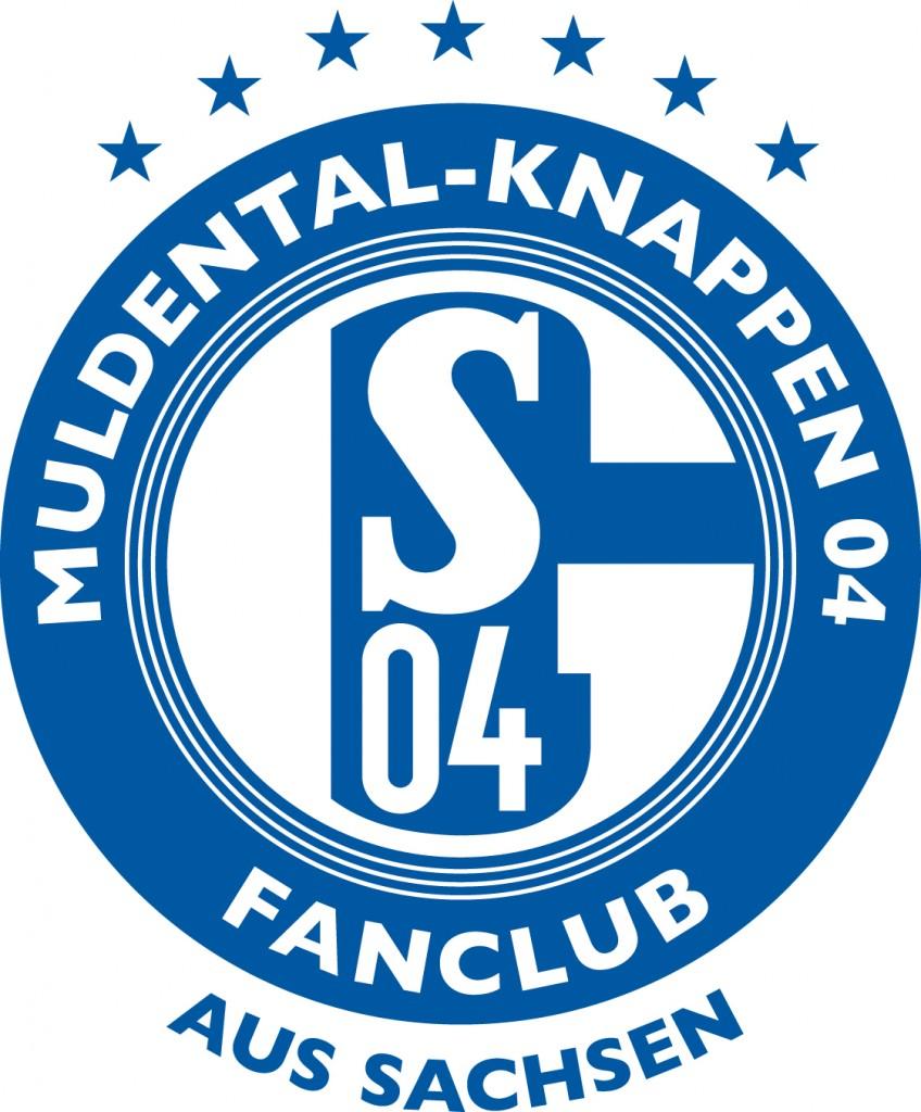 Muldentalknappen 04 - Schalke Fanclub aus Sachsen
