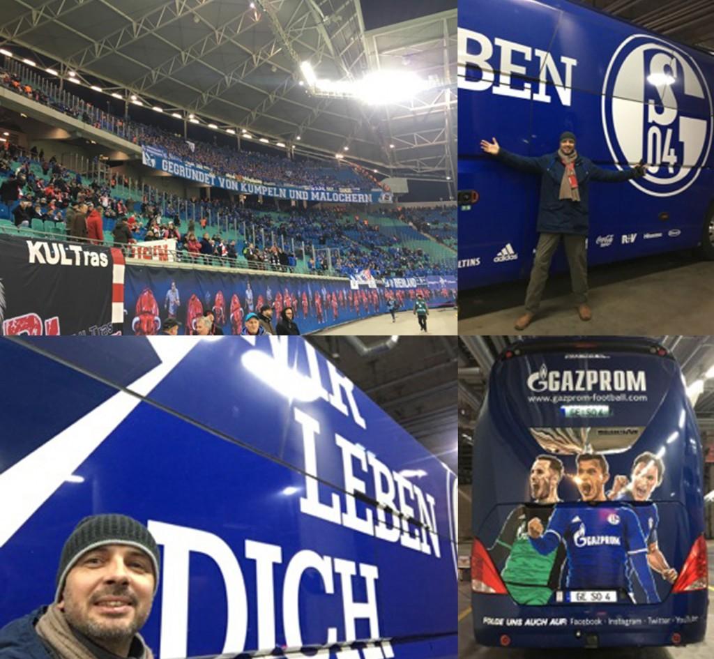 Muldentalknappen away bei RB Leipzig